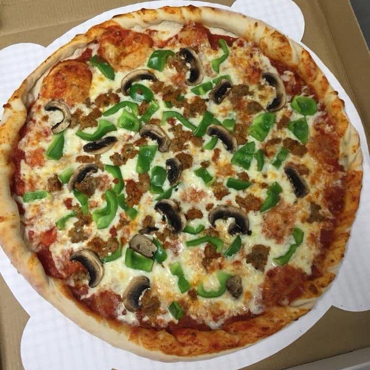 Barking Dawg Market. liquor store, bakery NY style pizza